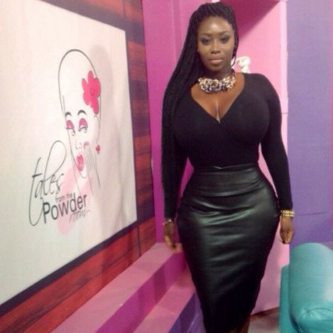 Top 20 Most Curvy And Bootylicious Nollywood/Ghollywood Actresses ( Best Booty Photos )