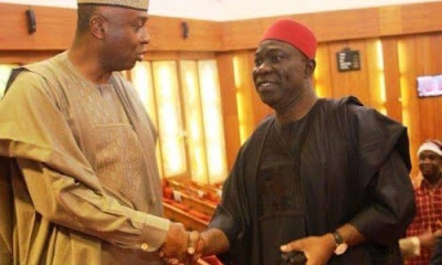 FG to Saraki, Ekweremadu – 'Face your trial, and stop politicising the matter'