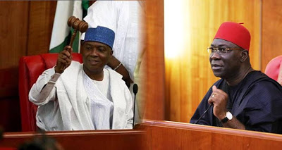 Forgery of Senate order: Saraki, Ekweremadu to be arraigned today