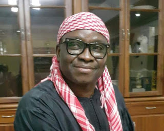 Photo of VIDEO: Yes, I am controversial.. I don't believe Chibok girls were kidnapped – Fayose