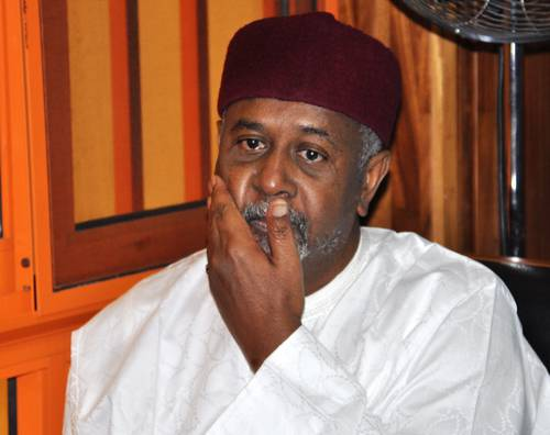 Photo of Buhari No longer comfortable with Dasuki's Detention