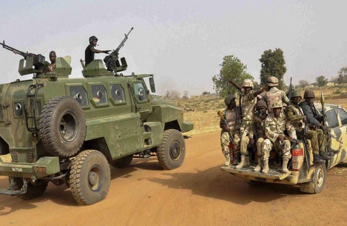 Photo of Nigerian Army Kills 13 Boko Haram Suspects In Clearance Operations