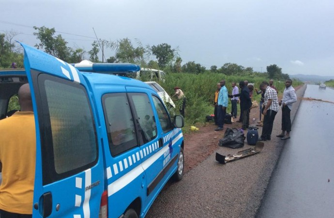 Five Dead, Nine Injured In Anambra Road Accident