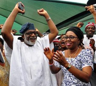 Photo of Ondo: Why I married Governor Akeredolu – Wife