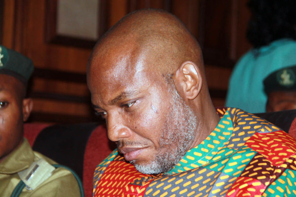 Photo of Nnamdi Kanu Is Working For His Own Selfish Interest