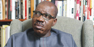 Photo of Governor Godwin Obaseki's Aide, Loyalists Dump APC For PDP