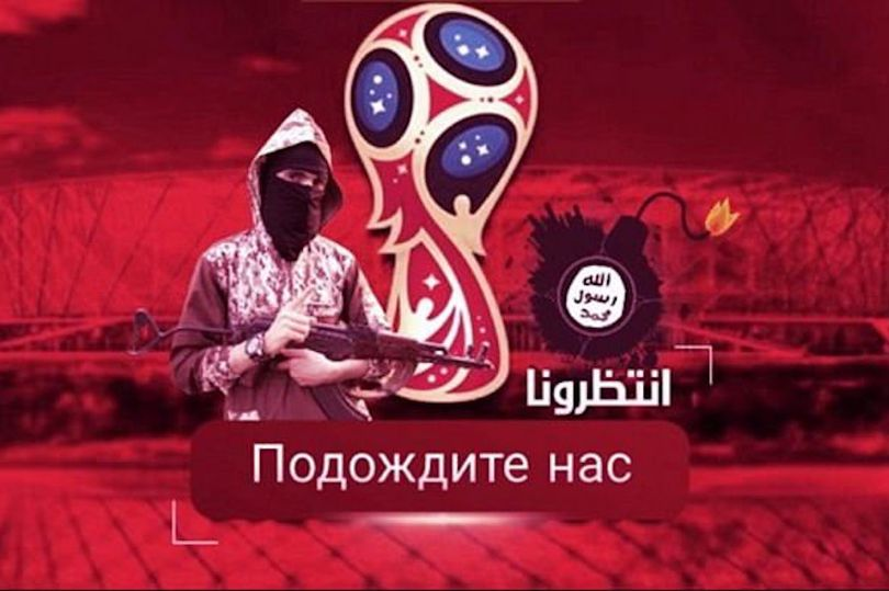 ISIS Threatens To Attack 2018 World Cup