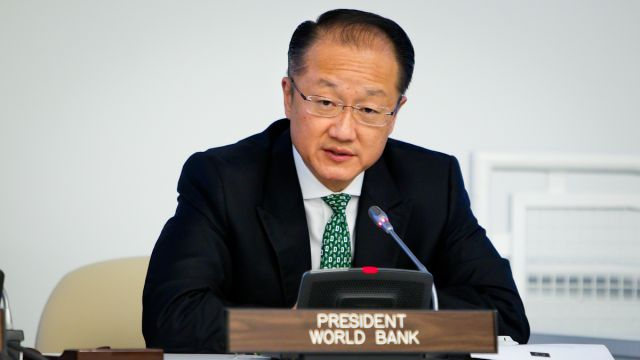 President Buhari asked us to focus on Northern Nigeria only – World Bank