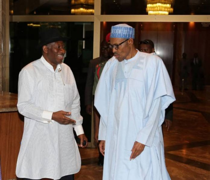 APC, Buhari under fire over insults on Jonathan