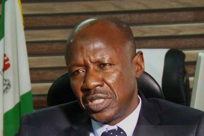 EFCC Has Secured 703 Convictions Since 2015 – Ibrahim Magu