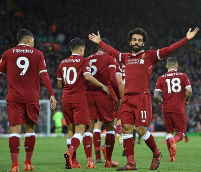 Photo of Liverpool skipper Jordan Henderson hails 'brilliant' Salah