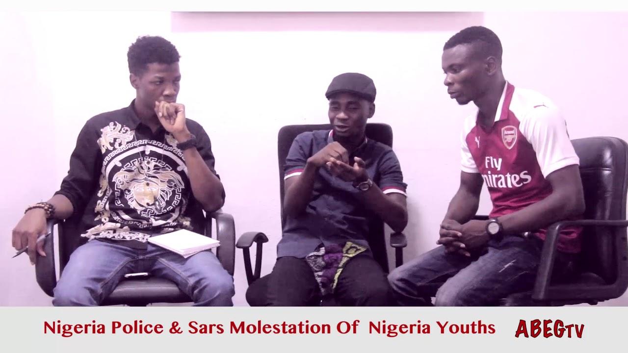Photo of VIDEO: Nigeria Police & Sars Molestation Of Nigeria Youths (Trending Matters on AbegTV)