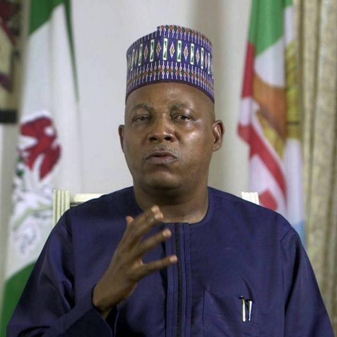 Governor Shettima Visits Dam Allegedly Bombed By Boko Haram, States Facts