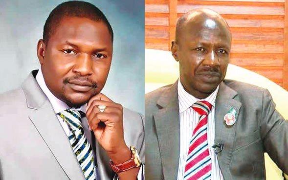 How Buhari elevated EFCC boss, Magu over Malami