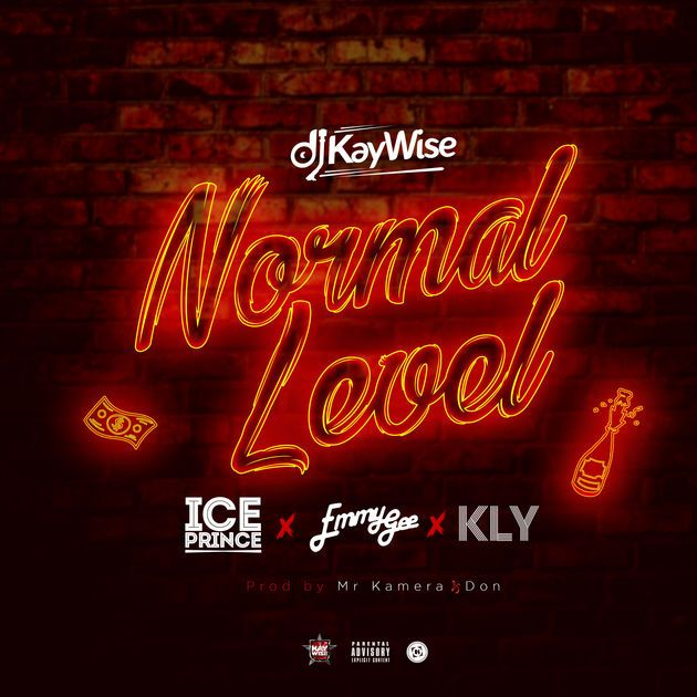 Photo of DJ Kaywise ft Kly, Ice Prince & Emmy Gee – Normal Level