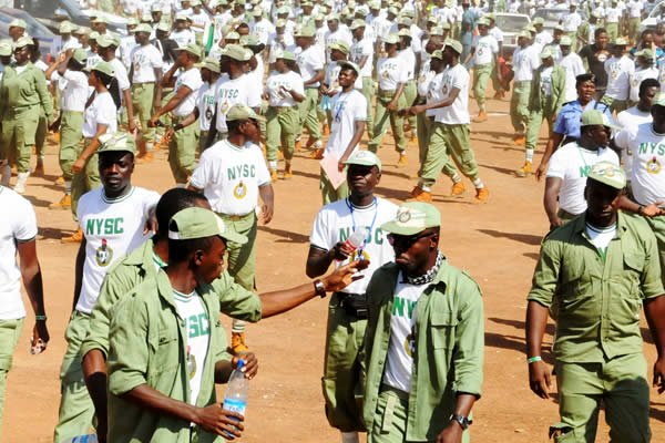 Photo of Godwin Obaseki Tasks Corps Members To Shun Acts Capable Of Truncating 2019 Election