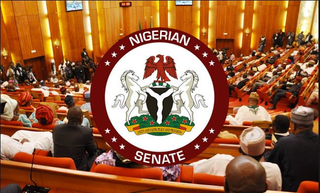 Photo of BREAKING: Thugs invade Nigerian Senate Plenary, Snatch Mace (PHOTOS)