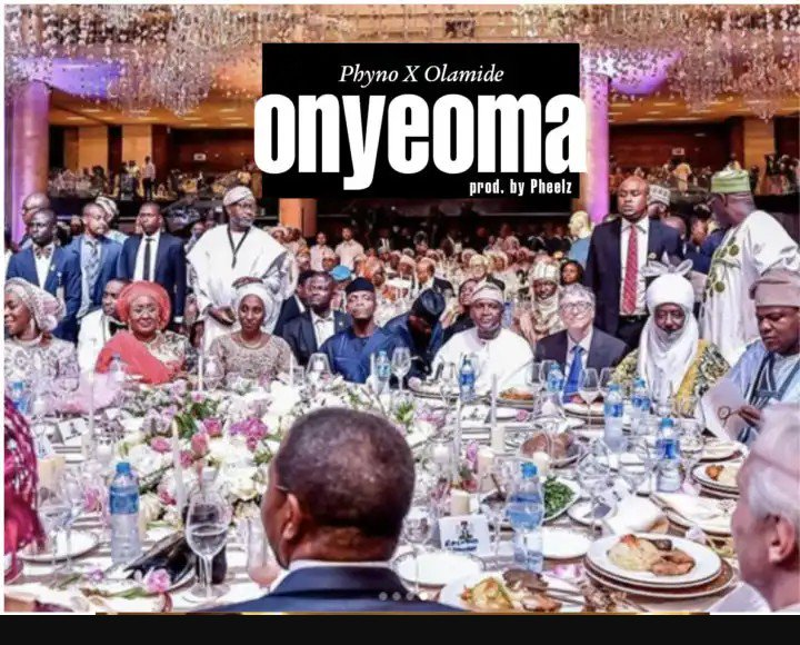 Photo of Phyno x Olamide – Onyeoma