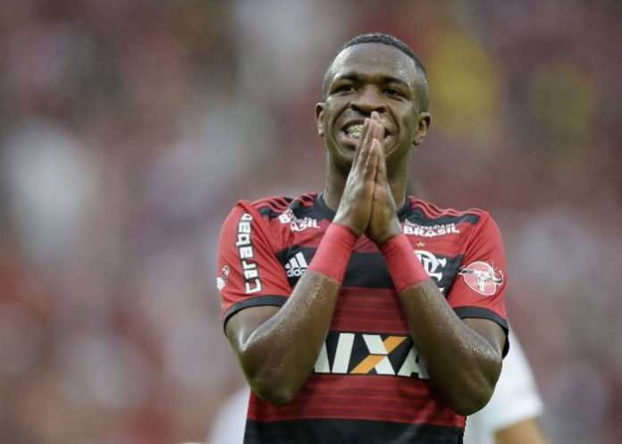 Photo of Neymar moving to Real Madrid would help me adjust – Vinicius