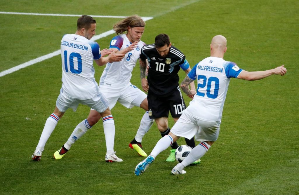 Photo of RUSSIA2018: Iceland Battle-Ready For Super Eagles – Aron Gunnarsson