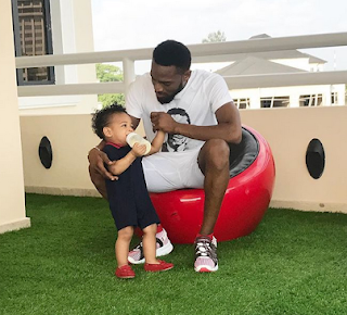 Photo of Nigerian Police invite D'Banj, wife to explain son's death