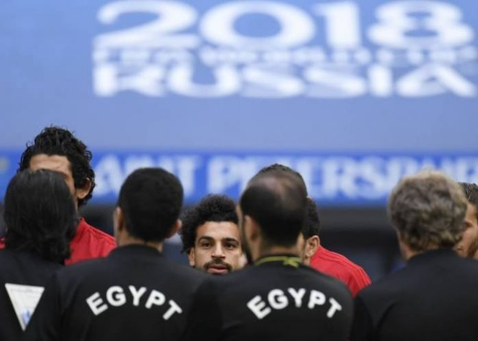 Photo of RUSSIA2018: All Eyes On Mo Salah As Russia Take On Egypt
