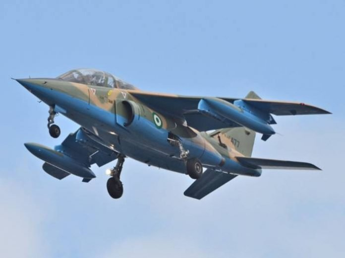 Nigerian Air Force Launches Operation Thunder Strike 2 Against Boko Haram