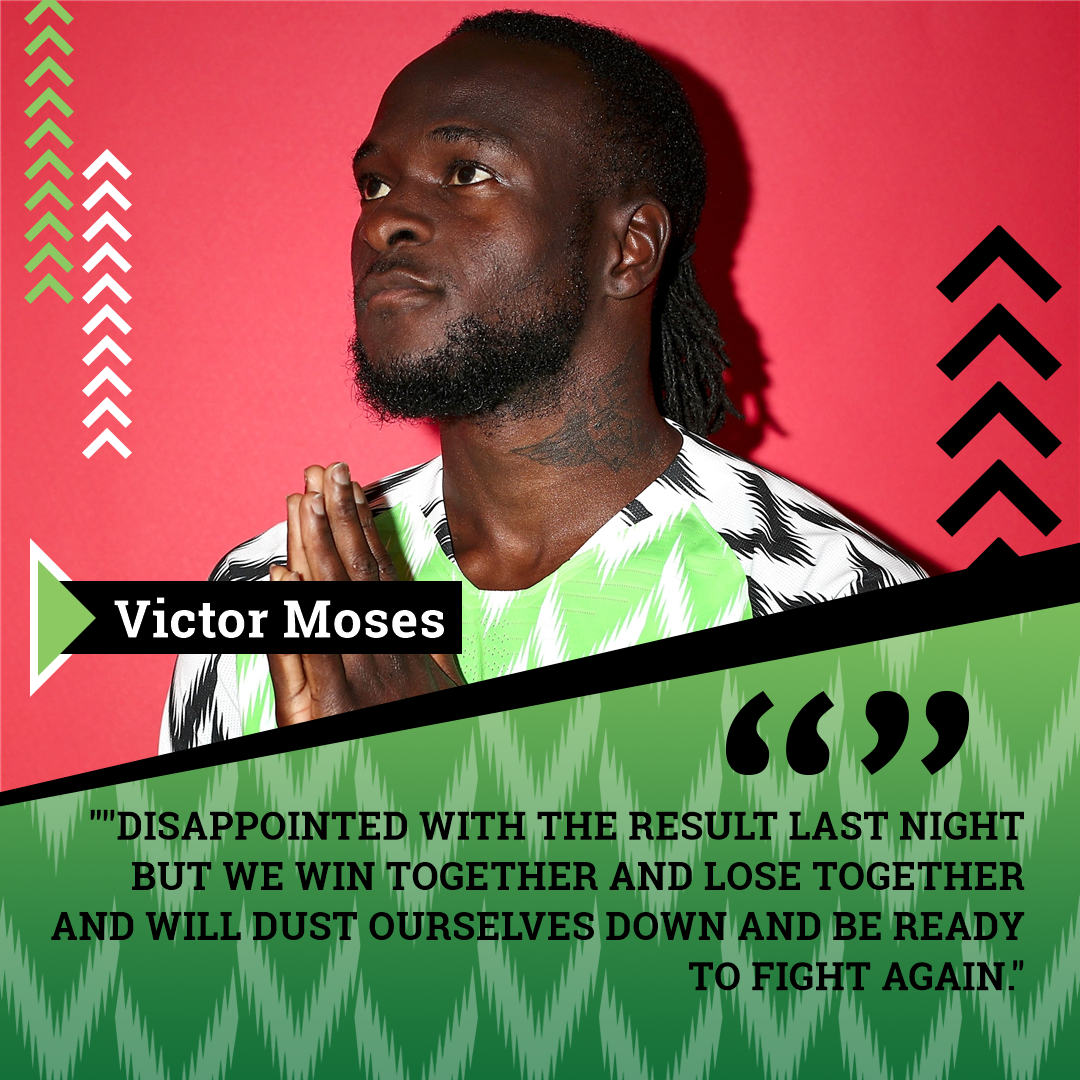 Photo of RUSSIA2018: Super Eagles'll Bounce Back – Victor Moses