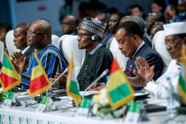 President Buhari Calls For Increased Collaboration To Check Insecurity