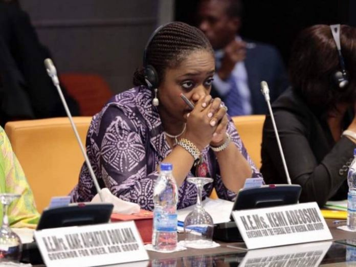 Photo of Ex-Minister Adeosun Jets Out To London