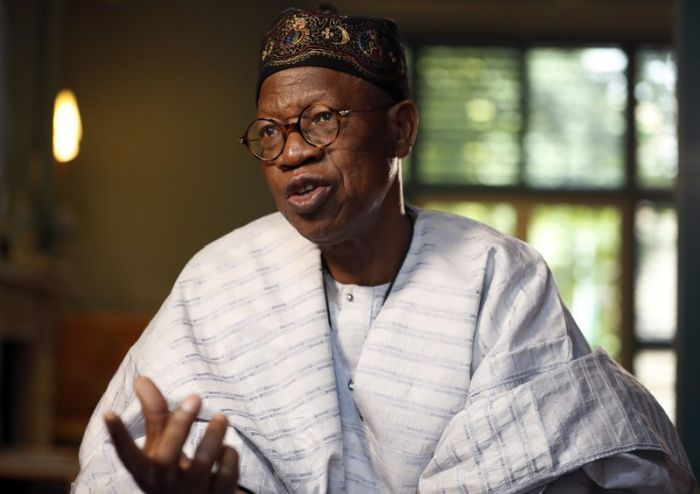 Why Buhari won't dissolve cabinet yet – Lai Mohammed
