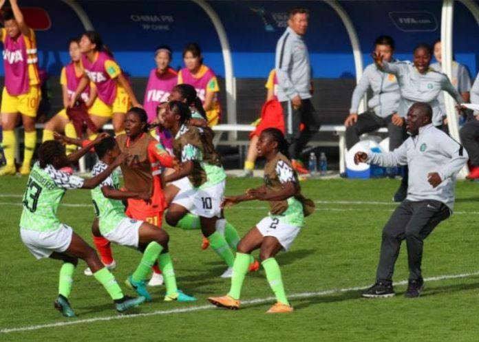Photo of Coach Danjuma Denies Claims Of Falconets' Unpaid Camp Allowances, Lost Money