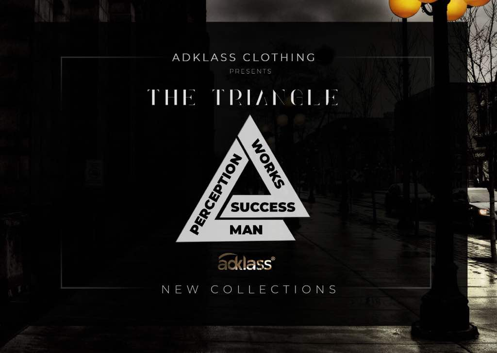 Photo of The TRIANGLE by @adklassclothing