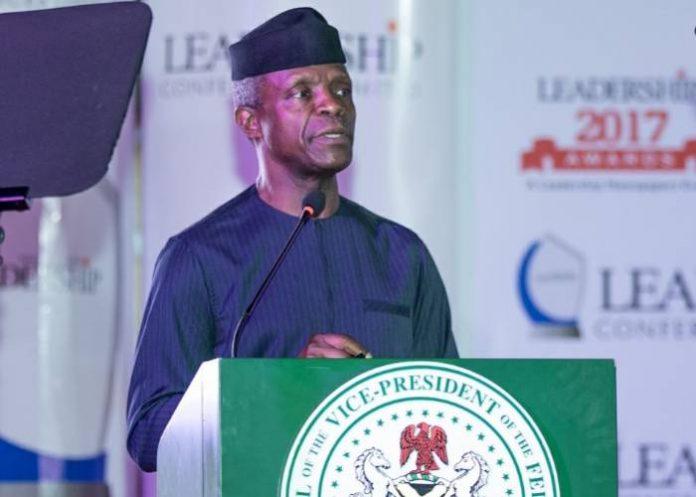 Peace Is Attainable In Nigeria Despite Threat – Yemi Osinbajo