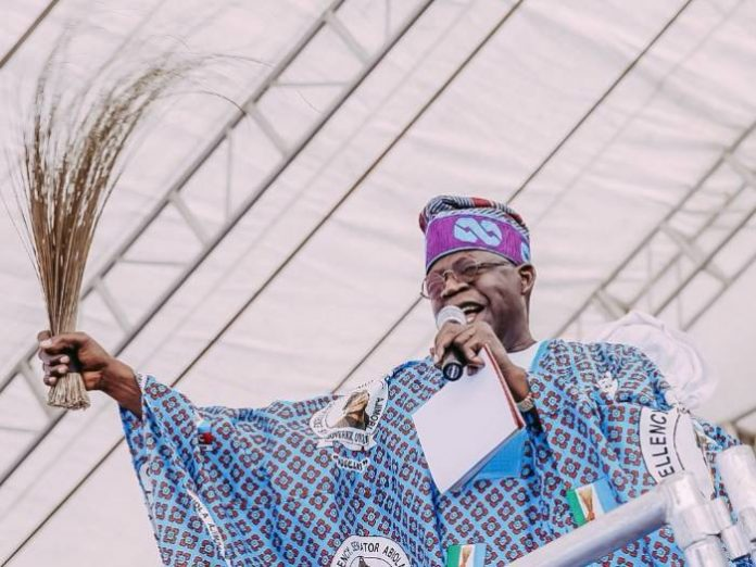 Those Who Say They Wanted Freedom Should Go And Learn Tailoring And Vulcanising – Bola Tinubu