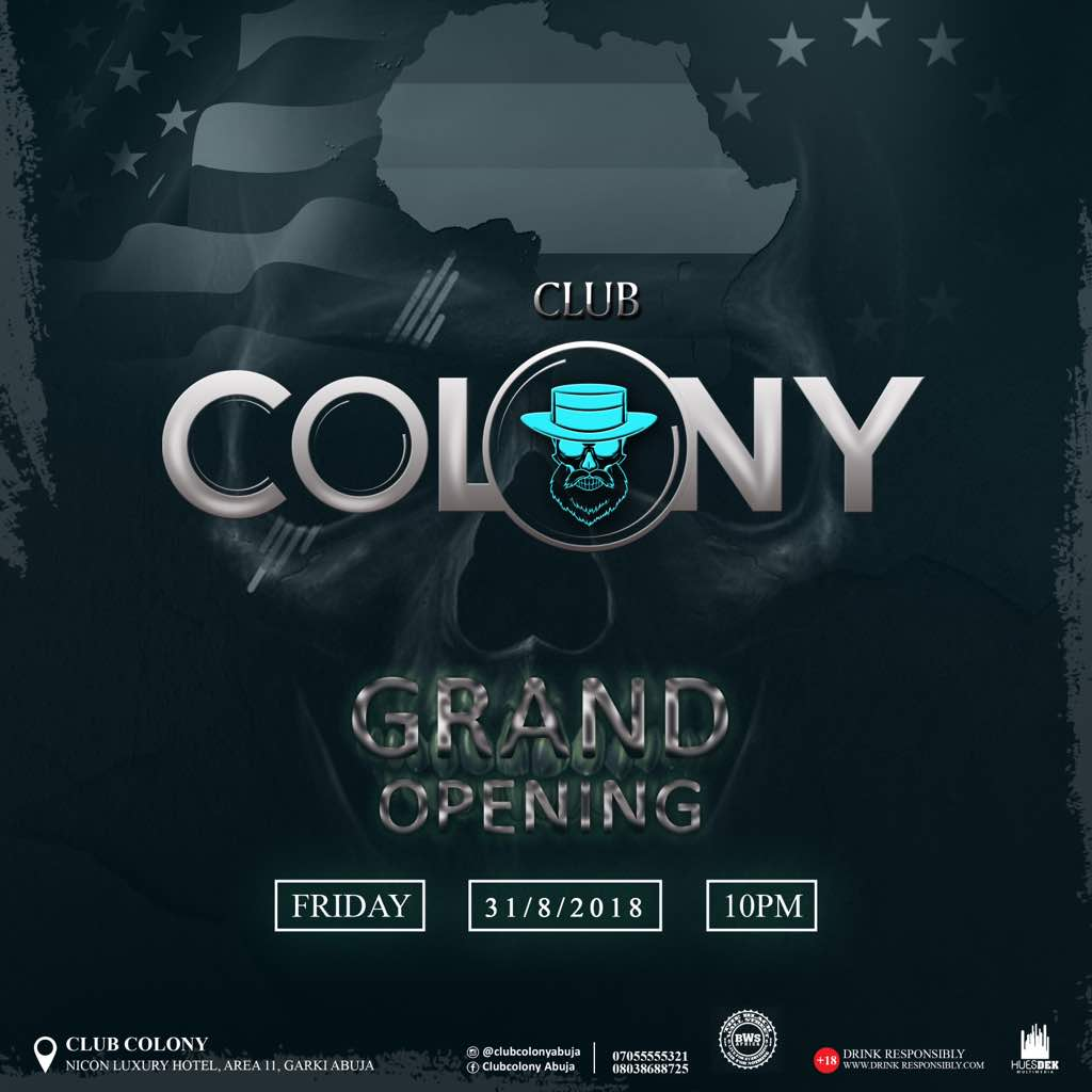 Photo of The King Of NightLife, Club Colony Opens In Abuja Soonest