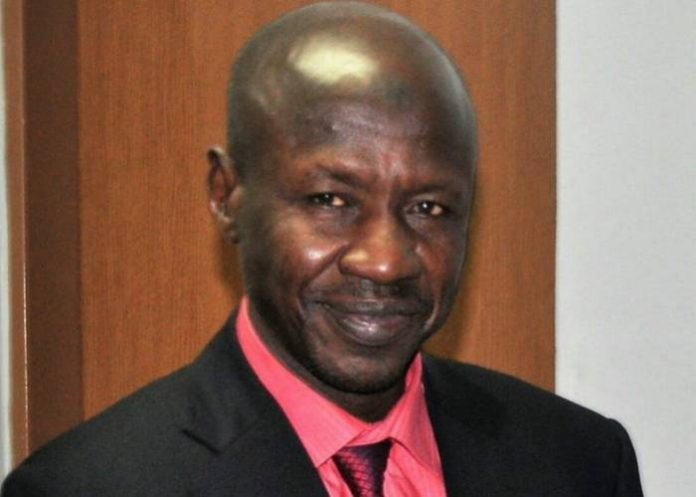 EFCC Doesn't Witch-Hunt – Ibrahim Magu