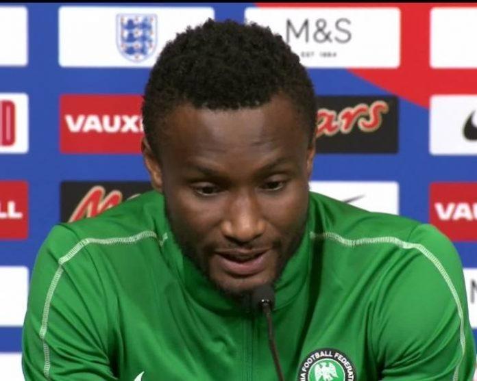 Photo of Mikel Obi Has Not Retired From International Football