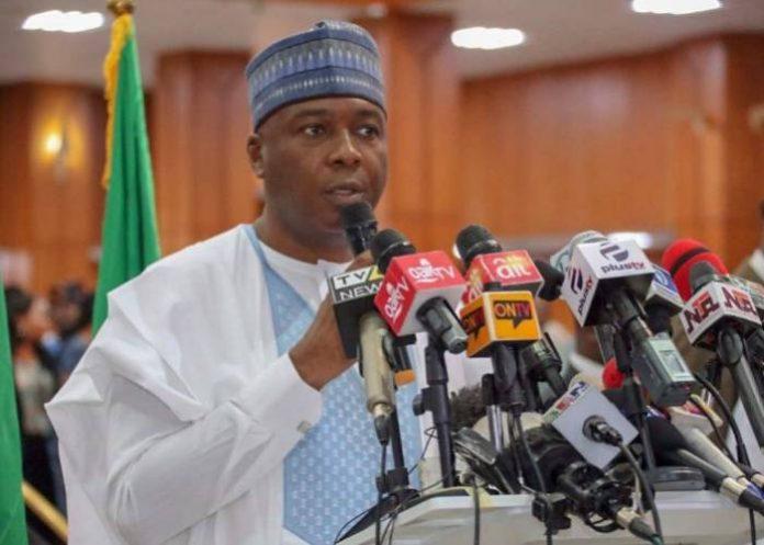 Photo of Eagle Square Belongs To All Nigerians – Senator Saraki