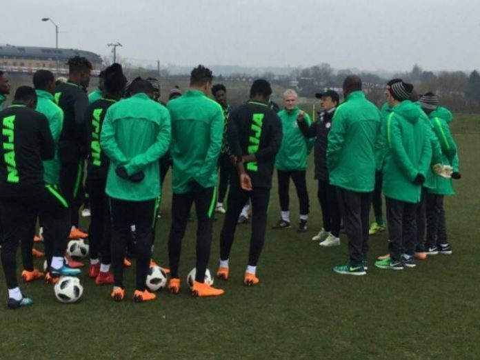 Photo of AFCON Qualifiers: Gernot Rohr Set To Unveil Super Eagles' List