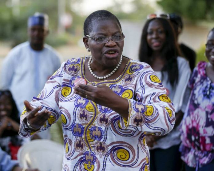 Chibok Girls' Advocacy Never A Ploy To Entrench This Government – Oby Ezekwesili