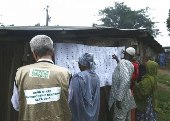 Osun Guber: Osun Election Improvement Over Anambra, Ekiti Guber – Group