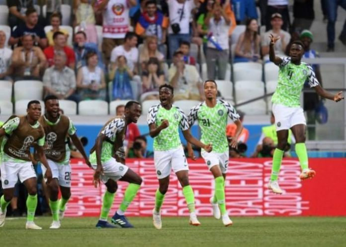Photo of Super Eagles Move Up One Spot In Latest FIFA World Ranking