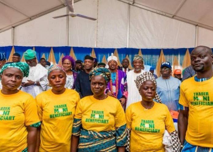 VP Osinbajo Promises More Funds For Tradermoni