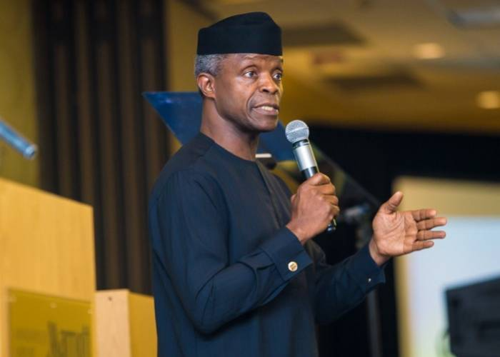 Nigeria Needs Home-Grown Innovations – VP Osinbajo