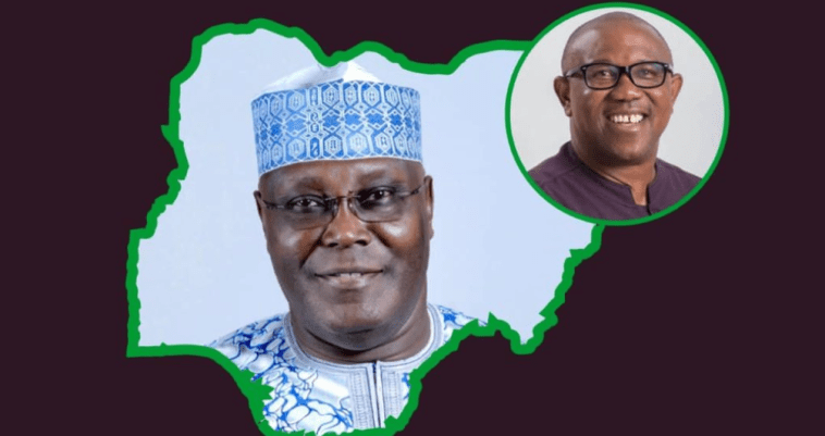 Enugu Residents Rejoice On Peter Obi's Choice As Atiku Abubakar's Running Mate