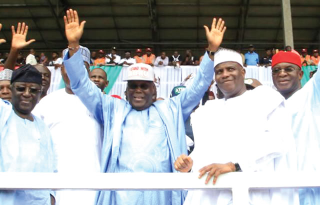 Photo of 2019: Olusegun Obasanjo's Kinsmen Endorse Atiku Abubakar