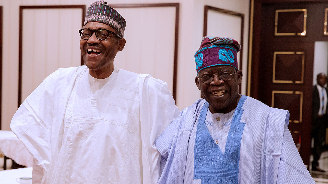 Photo of Why I was absent when Buhari visited Lagos – Tinubu