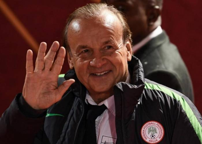 Photo of Super Eagles Will Not Underrate Libya – Gernot Rohr