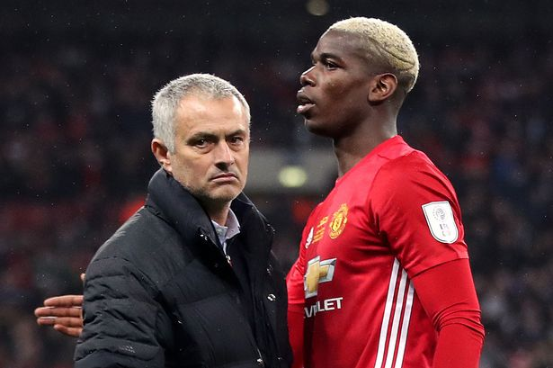 Real reasons Mourinho was annoyed with Pogba revealed